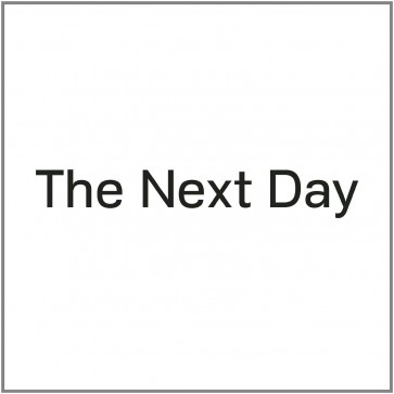 THE NEXT DAY EXTRA (DLX VERSION 2 CD & DVD)