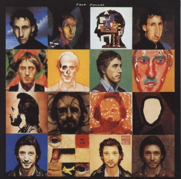 FACE DANCES LP