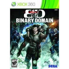 XBX360 BINARY DOMAIN