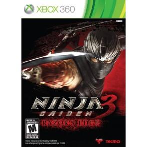 XBX360 NINJA GAIDEN 3