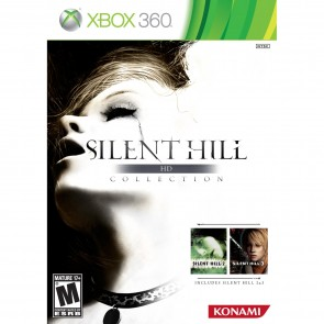 XBX360 SILENT HILL HD COLLECTION