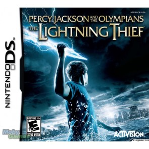NDS PERCY JACKSON & THE LIGHTNING THIEF/