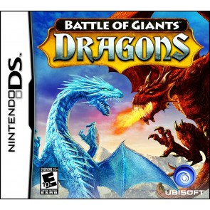 NDS COMBAT OF GIANTS DRAGONS/