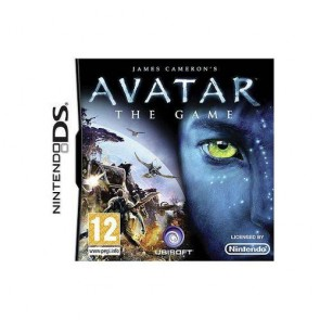 NDS JAMES CAMERON'S AVATAR:THE GAME/