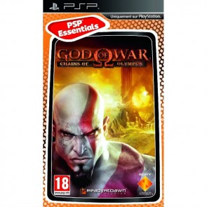 PSP GOD OF WAR - CHAINS OF OLYMPUS/