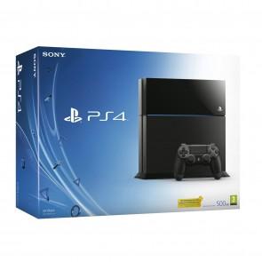 PS4 SONY PLAYSTATION 4 CONSOLE 500GB (EU)