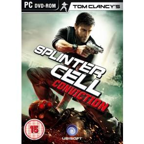 PC TOM CLANCY'S: SPLINTER CELL CONVICTION/