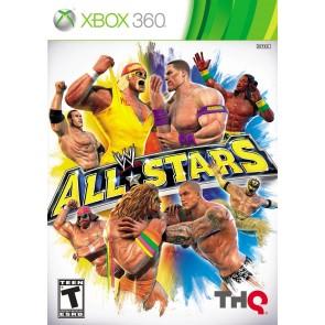 XBX360 WWE ALL STARS/