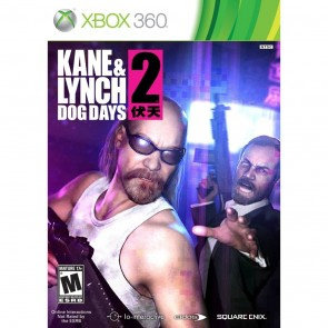 XBX360 KANE & LYNCH 2:DOG DAYS/