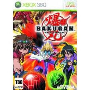 XBX360 BAKUGAN/