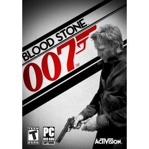 PC JAMES BOND BLOODSTONE/