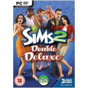 PC SIMS 2 DELUXE EDITION/