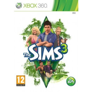 XBX360 THE SIMS 3/