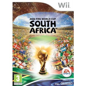 WII FIFA WORLD CUP 2010/