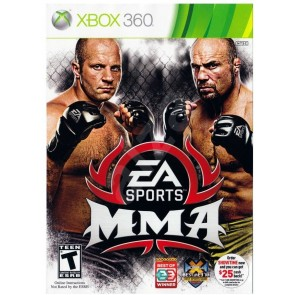 XBX360 MMA (EA SPORTS)/