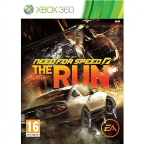 XBX360 NEED FOR SPEED THE RUN/