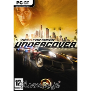 PC NEED FOR SPEED UNDERCOVER/