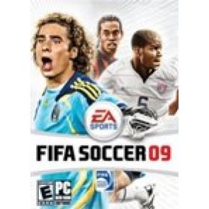 PC FIFA 2009 CD/