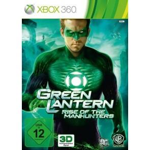 XBX360 GREEN LANTERN RISE OF THE MANHUNTERS/