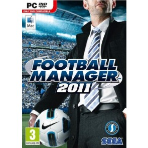 PC FOOTBALL MANAGER 2011/