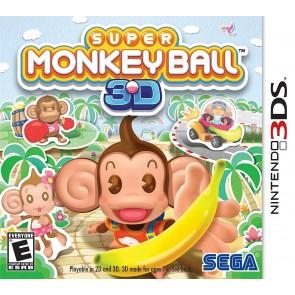 NDS3 SUPER MONKEY BALL (3DS)/