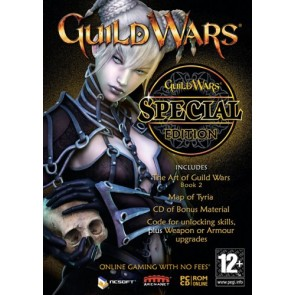 PC GUILD WARS SPECIAL EDITION/