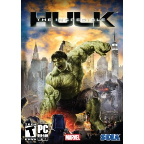PC THE INCREDIBLE HULK/