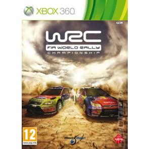 XBX360 WRC: WORLD RALLY CHAMPIONSHIP/