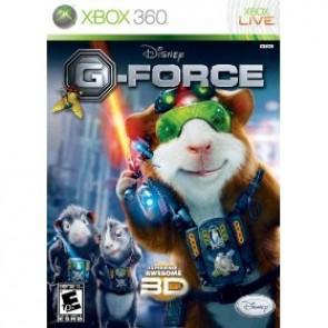 XBX360 DISNEYS G-FORCE/