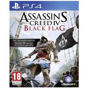 PS4 ASSASSIN'S CREED IV : BLACK FLAG (EU)