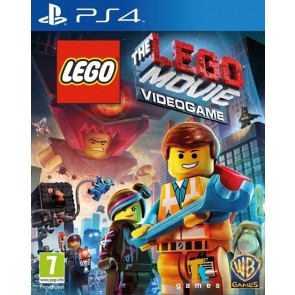 PS4 THE LEGO MOVIE: VIDEOGAME (EU)