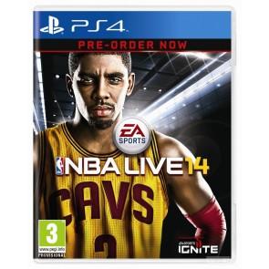 PS4 NBA LIVE 14 (EU)