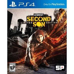 PS4 INFAMOUS SECOND SON (EU)
