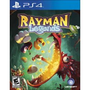 PS4 RAYMAN LEGENDS (EU)