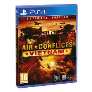 PS4 AIR CONFLICTS VIETNAM - ULTIMATE EDITION (EU)