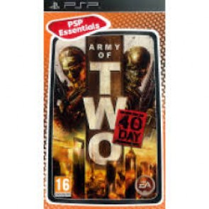 PSP ARMY OF TWO : THE 40TH DAY (EU)
