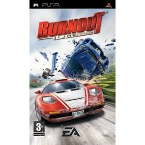 PSP BURNOUT: LEGENDS (EU)