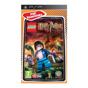 PSP LEGO HARRY POTTER : YEARS 5–7 (EU)
