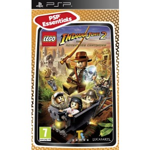 PSP LEGO INDIANA JONES 2 : THE ADVENTURE CONTINUES (EU)