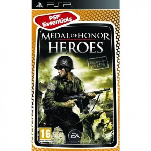 PSP MEDAL OF HONOR : HEROES (EU)