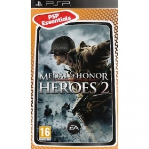 PSP MEDAL OF HONOR : HEROES 2 (EU)