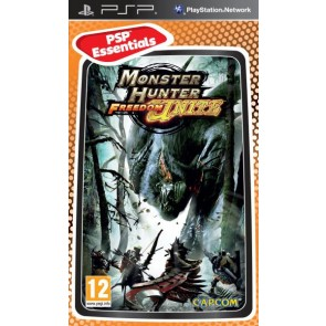 PSP MONSTER HUNTER FREEDOM (EU)