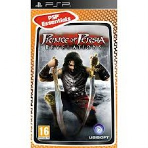 PSP PRINCE OF PERSIA : REVELATIONS (EU)