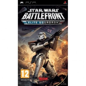 PSP STAR WARS : BATTLEFRONT - ELITE SQUADRON (EU)