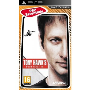 PSP TONY HAWK'S PROJECT 8 (EU)