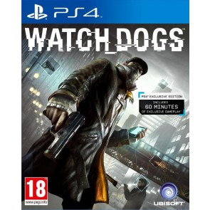 PS4 WATCH DOGS EXCLUSIVE EDITION (EU)