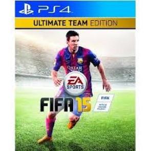 PS4 FIFA 15 ULTIMATE TEAM EDITION (EU)