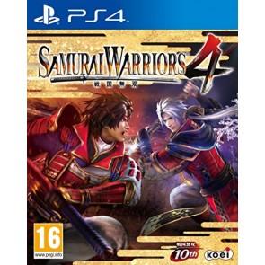 PS4 SAMURAI WARRIORS 4 (EU)