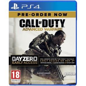 PS4 CALL OF DUTY : ADVANCED WARFARE - DAY ZERO EDITION (EU)