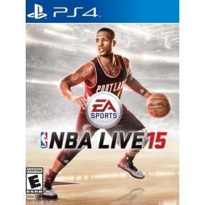 PS4 NBA LIVE 15 (EU)
